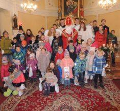 Druhou neděli adventní zavítal do zuberského kostela sv. Mikuláš