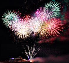Záznam Novoročního ohňostroje 1.1.2020
