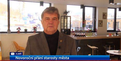 Novoroční přání starosty města Zubří