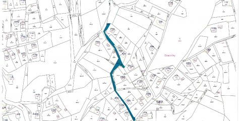 Oprava komunikace na ulici Bořkova – od 9. 7. 2021