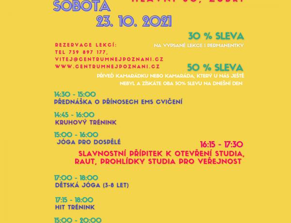 Fit Den Sobota 23.10.2021